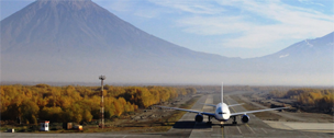"Installation and commissioning of integrated electronic aerodrome meteorological station ""Krams-4"" at the airport Yelizovo in Petropavlovsk-Kamchatsky"